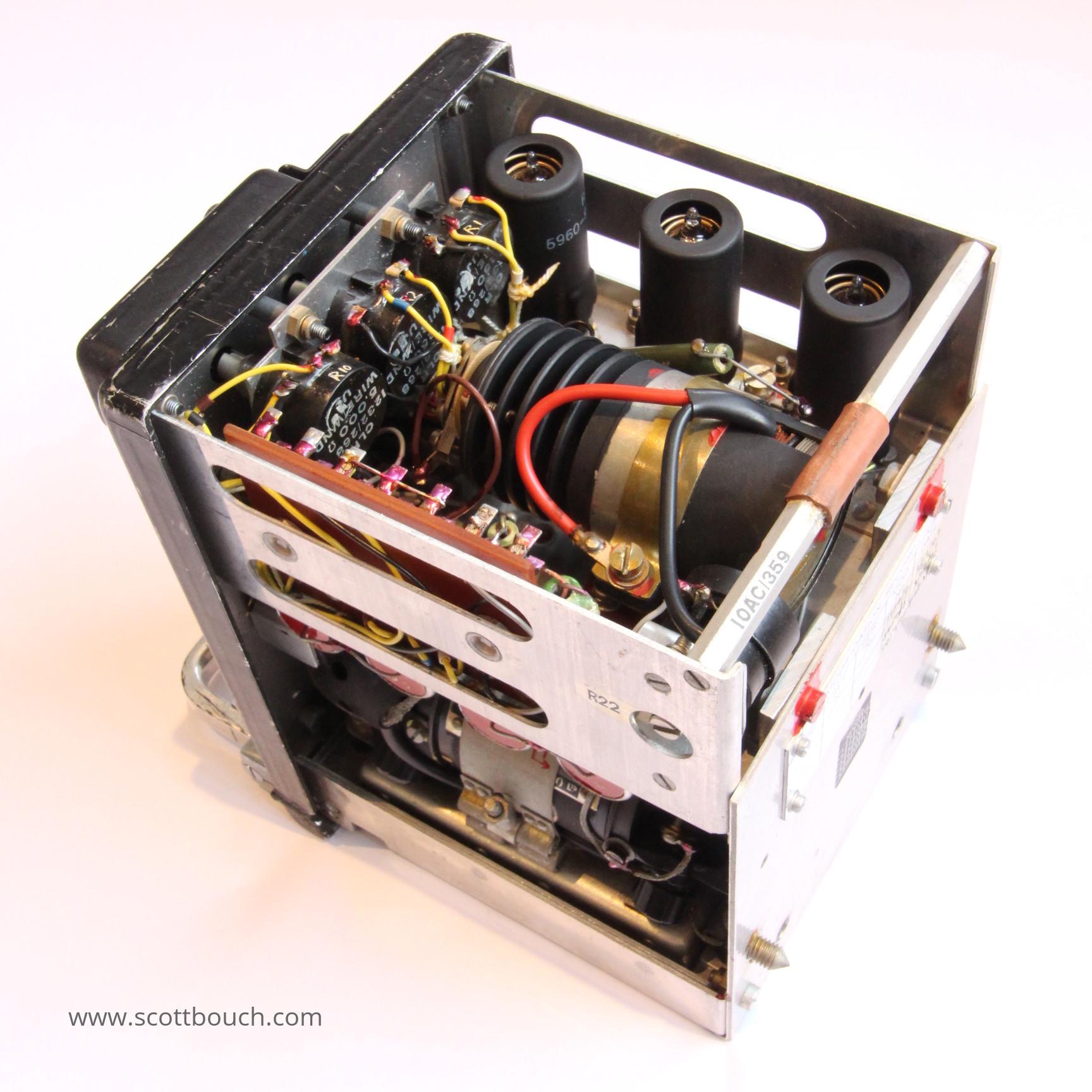 A1961 Intercom Amplifier Scottbouch Diy Circuit Diagram Inside